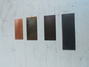 Color Choices RawCopper, Antique C, DarkAntiqueC, DarkC