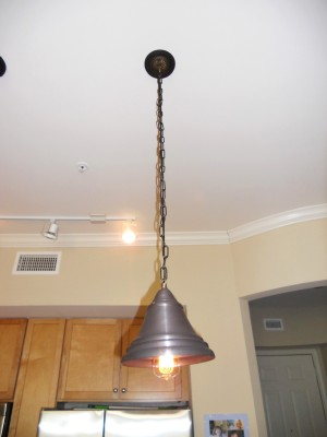 Custom hanging Light