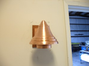 Turtle Light 1 with Traditional Top $ call for price